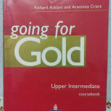 Manual Lb. Engleza Going for Gold Upper Intermediate - Carte Literatura Engleza