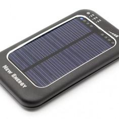 Incarcator Solar Universal Profesional 5000 mAh, De priza si masina