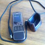 Telefon mobil Nokia 8800 Sirocco, Maro - Nokia 8800 Arte Sapphire