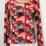 Bluza model deosebit, marimea M