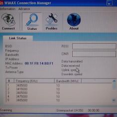 MODEM PORTABIL 4G GREENPACKET UH350 WIMAX FUNCTIONAL - Modem PC