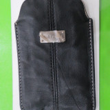 Husa piele premium Krusell pt iPhone 3g 3gs 4025PLU - Husa Telefon Apple, Negru