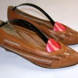 Pantofi dama marca Samantha Moda piele marimea 39 locatie raft ( 5 / 10 ), Piele naturala