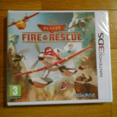 JOC NINTENDO 3DS DISNEY PLANES FIRE & RESCUE SIGILAT ORIGINAL / by DARK WADDER - Jocuri Nintendo 3DS, Simulatoare, 3+, Single player