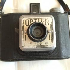 Aparat fotografiat vechi OPTIOR IOR Vechi Vintage Funcional Impecabil Anii 60 !! - Aparat de Colectie