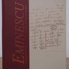 Carte de lux - MANUSCRISELE MIHAI EMINESCU VOL. X, PARTEA A DOUA