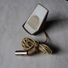 Amplificator audio - Microfon vintage
