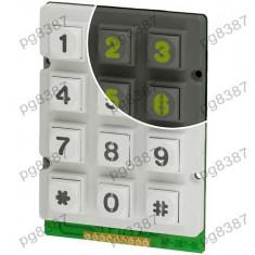 Tastatura numerica iluminata, KB207-PNW-WP-G, Accord-019856