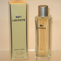 Parfum Lacoste - Lacoste Pour Femme Edp 90 ml Made in France, TRANSPORT GRATUIT