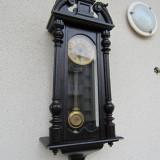 Pendula / Ceas de perete cu pendul Gebrueder Maier