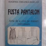 Fusta pantalon - Eugenia Creanga / C57P - Carte design vestimentar
