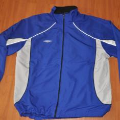 Bluza trening UMBRO. Ideala pentru sport. - Trening barbati Umbro, Marime: L, Culoare: Albastru