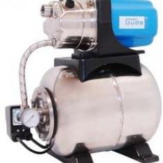 Hidrofor GUDE HWW 1000 P INOX 1000W NOU