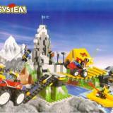 LEGO 6584 Extreme Team Challenge - LEGO Cars