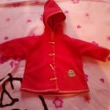 Haine Copii 6 - 12 luni, Jachete, Fete - Jacheta 6-12luni