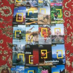 NATIONAL GEOGRAPHIC TRAVELER 23 GHIDURI TURISTICE - Hobby Ghid de calatorie, Adevarul
