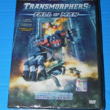 Film SF, DVD, Romana - DVD FILM SCIENCE FICTION - TRANSMORPHERS 2 FALL OF MAN / DECLINUL OMENIRII