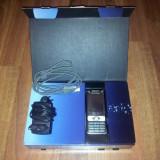 Telefon mobil Sony Ericsson, Negru, <1GB, Neblocat, Single SIM, Fara procesor - Sony Ericsson K800i necodat - pentru piese