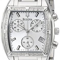 Bulova Women's 96R163 Stainless Steel Bracelet   100% original, import SUA, 10 zile lucratoare af22508 - Ceas dama