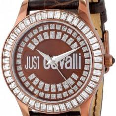 Just Cavalli Women's R7251169055 Ice Gold   100% original, import SUA, 10 zile lucratoare af22508 - Ceas dama