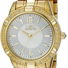 Invicta Women's 18034 Angel Diamond-Accented 18k | 100% original, import SUA, 10 zile lucratoare af22508 - Ceas dama