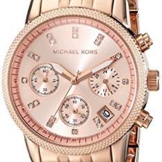 Michael Kors Women's MK6077 Ritz Analog | 100% original, import SUA, 10 zile lucratoare af22508 - Ceas dama