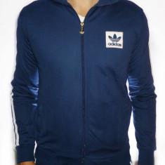 Trening barbati - Trening Adidas albastru inchis - trening slim fit - CALITATE GARANTATA