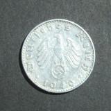 GERMANIA NAZISTA 50 FENINGI 1940 B, Europa, An: 1940
