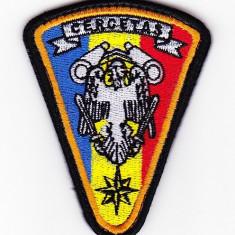 Colectii - Emblema militara - cercetas (cercetare)