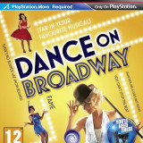 PS3 Dance On Broadway original Play Station 3 Move