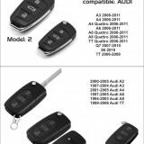 Carcasa cheie - Carcasa telecomanda AUDI A2 A3 A4 A6 A8 TT