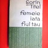 FEMEIE IATA FIUL TAU Sorin Titel - Roman