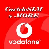 Cartela Vodafone - Cartela SIM Vodafone numar 07xy.47.70.47 cu credit initial 0 euro