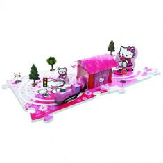 Primul Meu Trenulet Hello Kitty - Trenulet de jucarie