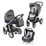 Baby Design Dotty 10 graphite 2015 - Carucior 3 in 1