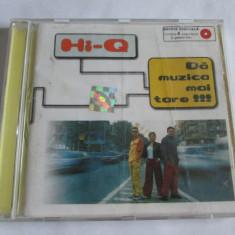 CD ORIGINAL HI-Q ALBUMUL:DA MUZICA MAI TARE!!! ROTON 2001 - Muzica Pop