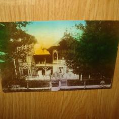 CARTE POSTALA ROMANIA - RESITA VILA CLAUSE CIRCULATA ANUL 1934 - Carte Postala Banat dupa 1918, Printata