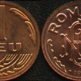 Monede Romania - Monedă 1 leu 1992