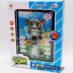 Jucarii - Tableta de jucarie TALKING TOM 3D cu touch - Repeta, Vorbeste, Canta etc. - Let's play together!