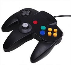 Controller for Nintendo 64 Black YGN001-1 - Jocuri WII U