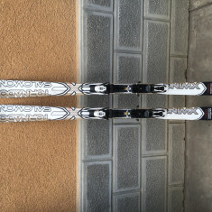 Skiuri - Vand ski schi All-Mountain SALOMON X-WING TORNADO TI 163cm model2013
