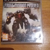 JOC PS3 FRONT MISSION EVOLVED ORIGINAL / by DARK WADDER