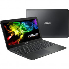 Laptop Asus X554LJ-XX725D 15.6 inch HD Intel i3-4005U 4GB DDR3 500GB HDD nVidia GeForce 920M 2GB Black