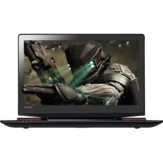Laptop Lenovo IdeaPad Y700-15 15.6 inch Full HD Intel Core i7-6700HQ 8GB DDR4 1TB HDD nVidia GeForce GTX 960M 4GB Black