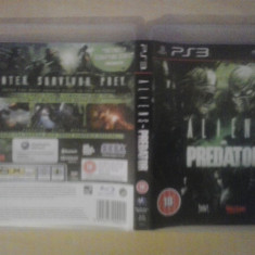 Aliens vs Predator - Joc PS3 ( GameLand ) - Jocuri PS3, Shooting, 16+, Single player