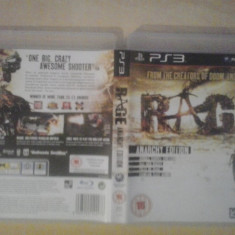 Jocuri PS3, Shooting, 16+, Multiplayer - RAGE - Joc PS3 ( GameLand )