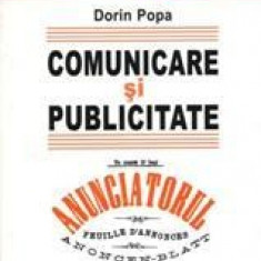 Comunicare si publicitate - Dorin Popa - Carte de publicitate
