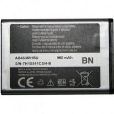 Baterie telefon, Li-ion - Acumulator Samsung S3650 Corby cod: AB463651B / AB463651BA / AB463651BE / AB463651BEC / AB463651BU