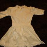 Rochita, rochie de fetite, pentru ocazii, deosebita cu dantela, marimea 2-3 ani