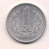 No(2) moneda-POLONIA -1 Zloti 1973, Europa